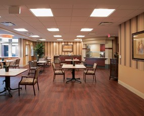 Marywood Dining Area